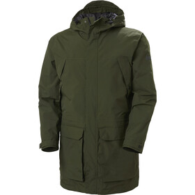 Helly Hansen Utility Rain Parka Men forest night